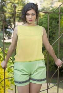 Short Henriette Green 1 new