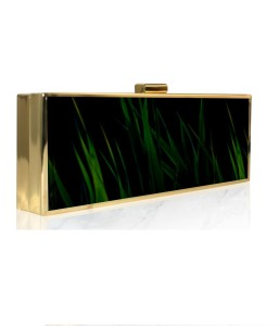 Kamilah Willacy galis grass at night-side view