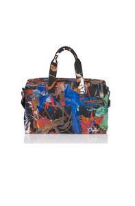 Deglupta Quercia Multi-Color Business Bag