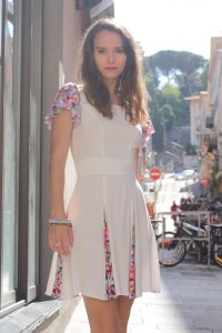 Dress Patchwork new1